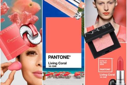 Pantone Living Coral: il colore dell'anno 2019 e i prodotti di bellezza e make up must have