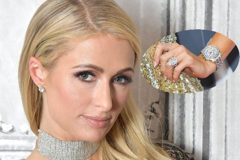 Paris Hilton rompe il fidanzamento ma si tiene l'anello da 2milioni di euro