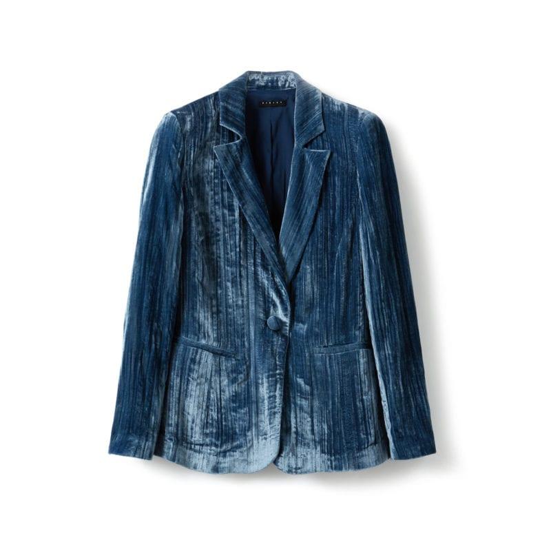 sisley-giacca velvet