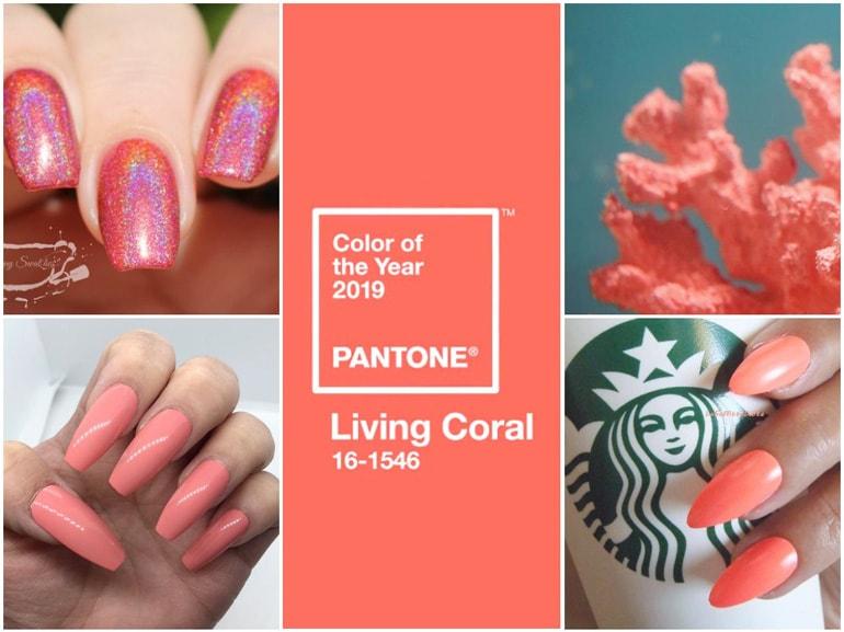 unghie-corallo-2019-nail-art-pantone-living-coral-manicure-COVER-MOBILE