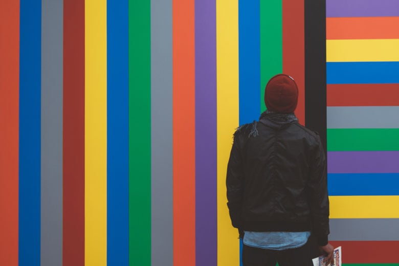 Come usare i colori per migliorarsi l'umore (e la salute)