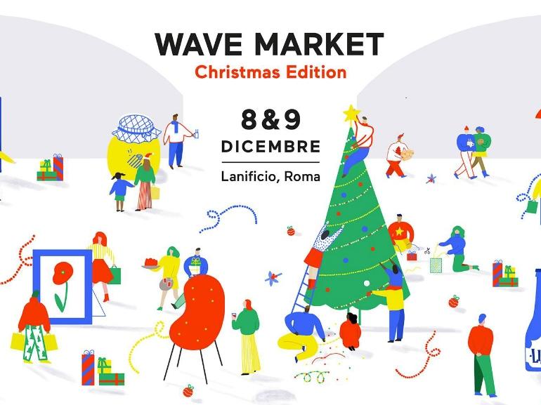 wave market lanificio
