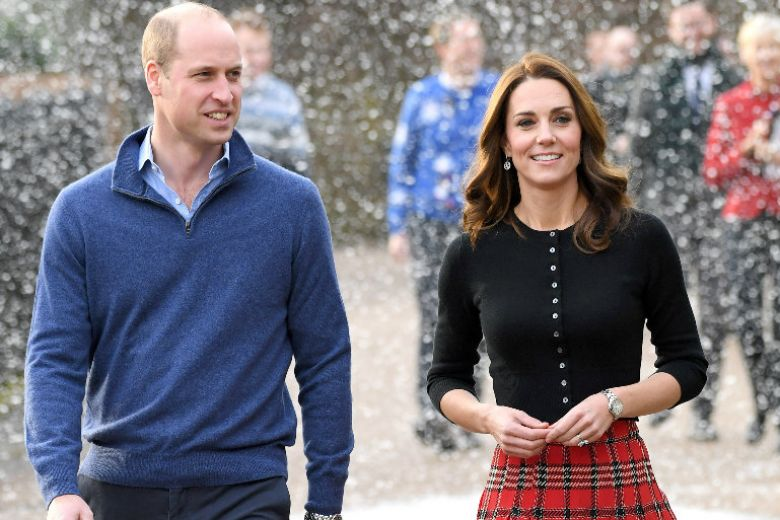 Ecco come passeranno il Natale William e Kate (e i royal babies)