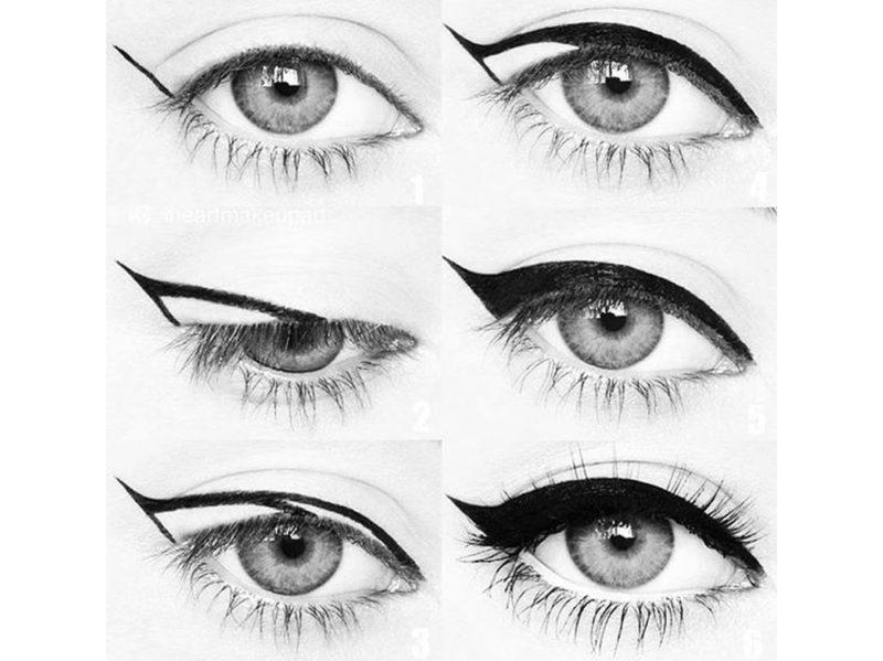 5 trucchi per applicare bene l'eyeliner che ogni donna dovrebbe sapere (1)