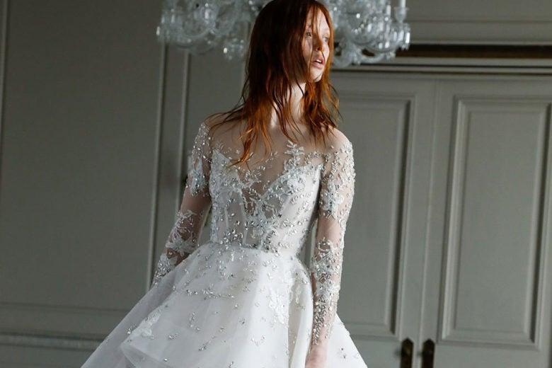 """Abiti da sposa """"gioiello"""": i modelli super decorati"""