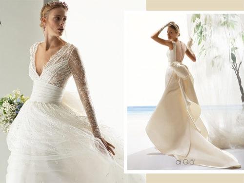 new style 10788 204f2 Le Spose di Giò: gli abiti da sposa più belli per il 2019