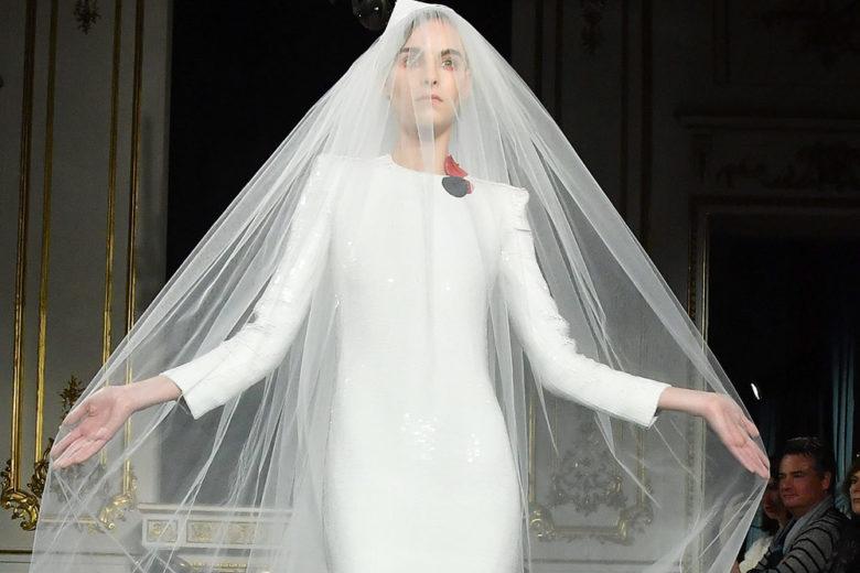 Abiti da sposa: le tendenze dall'Haute Couture 2019