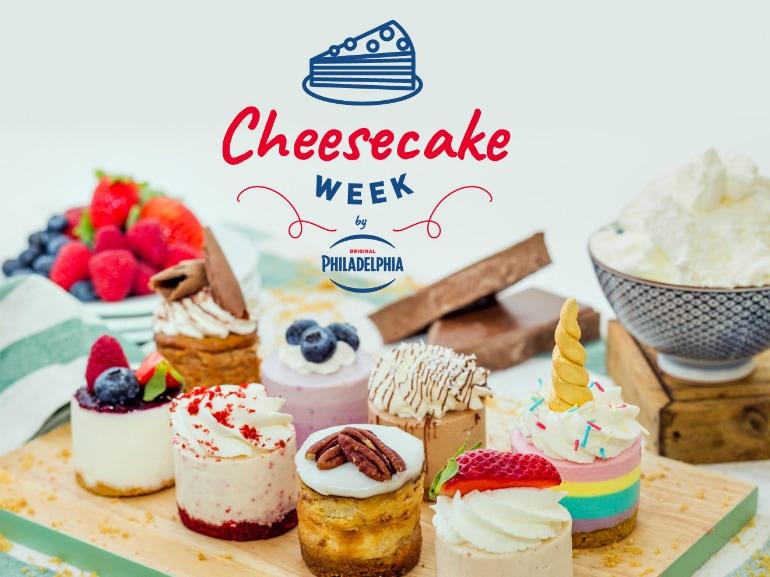 Cheesecake Week Bakery House