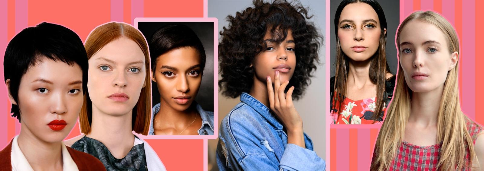 Tagli di capelli medi, lunghi e corti: come li porteremo ...