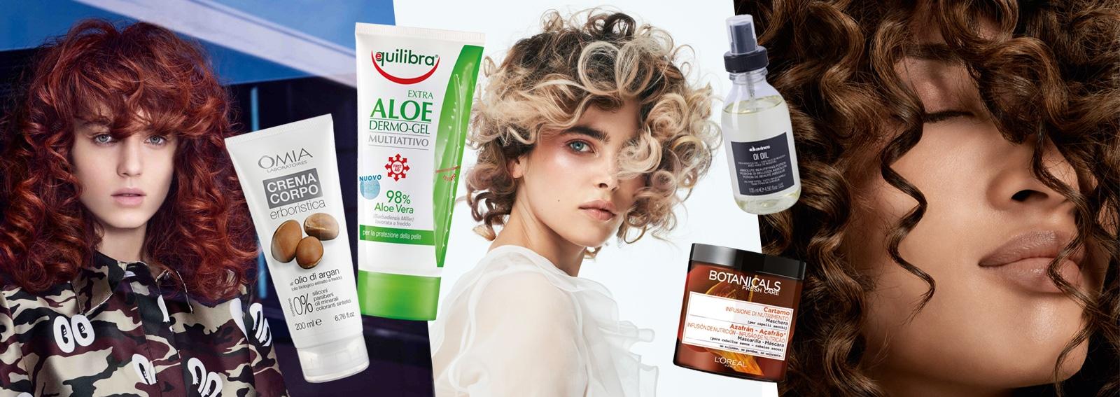Schiuma per capelli ricci kerastase