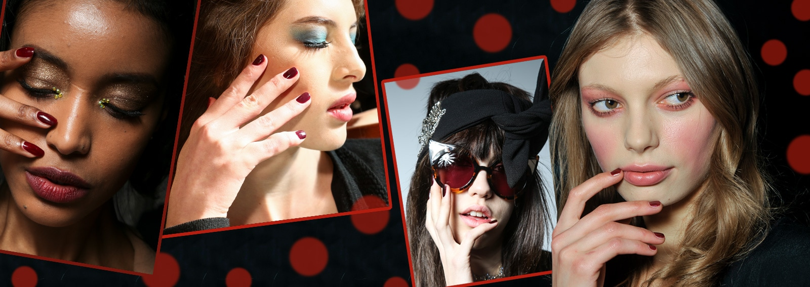 Unghie bordeaux: le idee più belle per una manicure super chic