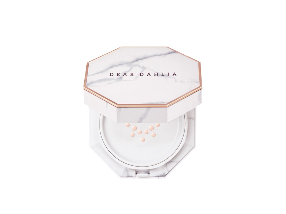 Dear Dahlia Skin Paradise Blooming Cushion Foundation Peach Ivory No