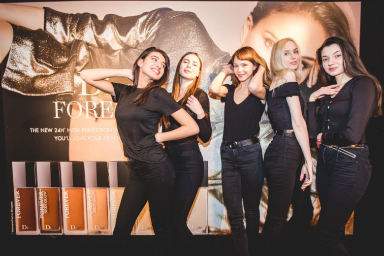 Dior Forever: l'evento speciale per il lancio del nuovo fondotinta