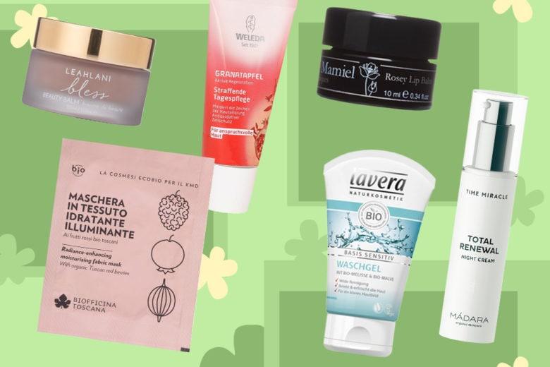 9 cosmetici green testati per voi (e promossi a pieni voti)