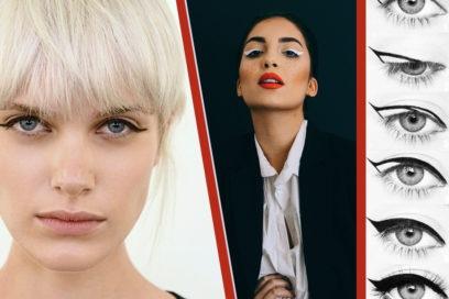 Cinque trucchi per applicare bene l'eyeliner che ogni donna dovrebbe sapere