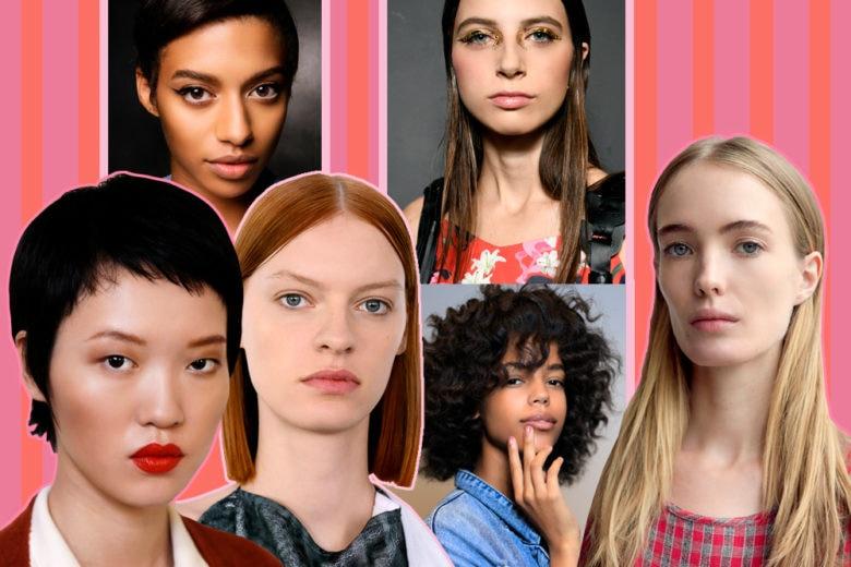 Tagli di capelli medi, lunghi e corti: come li porteremo nella Primavera Estate 2019