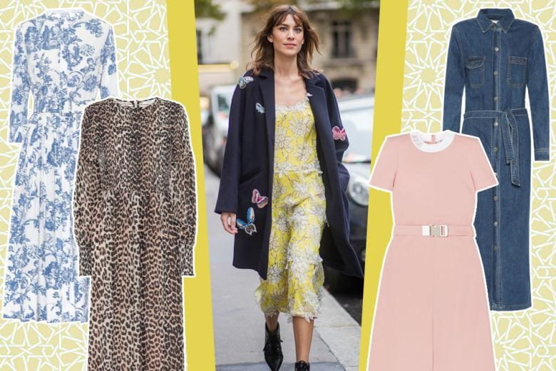 11 abiti (super fashion) in attesa della primavera