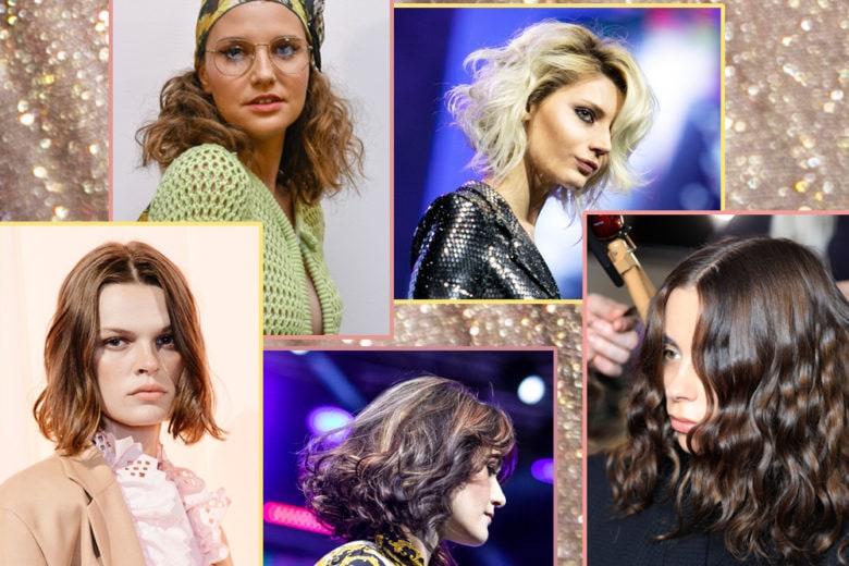 Capelli medi mossi: le idee da provare per l'hairlook più di tendenza