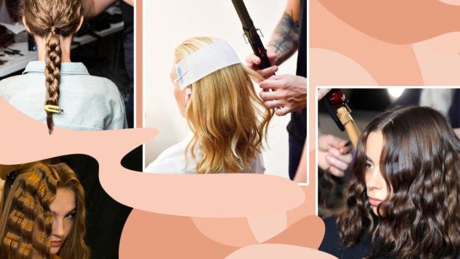 Come fare i capelli mossi voluminosi