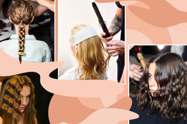Come fare i capelli mossi in 7 modi (facili) per onde al top