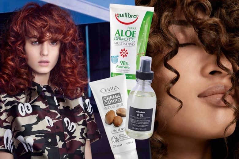 Fitagem: il segreto per capelli ricci sani, definiti e morbidi