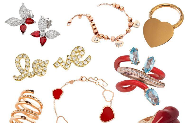 """San Valentino 2019: i gioielli perfetti per dire (e per dirsi) """"Ti amo!"""""""