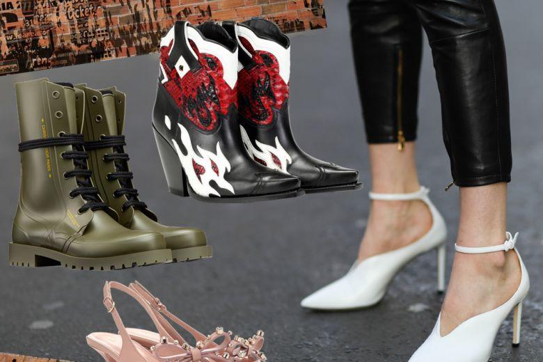Scarpe: i modelli must have della P/E 2019