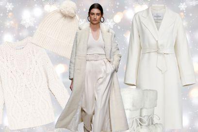 Bianco artico: il colore perfetto da sfoggiare in alta quota e non solo!
