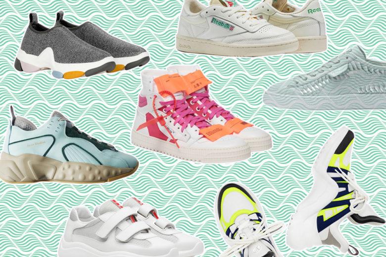 Sneakers mania: quali sono i nuovi modelli su cui puntare per fare centro?