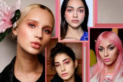 Make up rosa: il trucco pink da provare per la Primavera Estate 2019