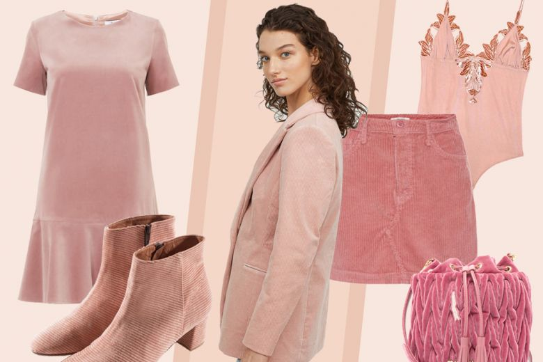 Velluto rosa: il trend di primavera che piace alle influencer (e piacerà anche a voi)