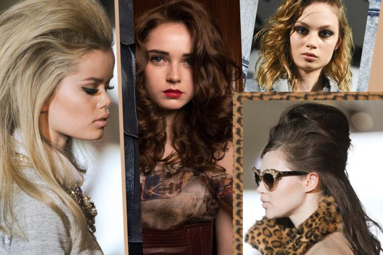 Volume hair: le acconciature anni Ottanta di tendenza nel 2019