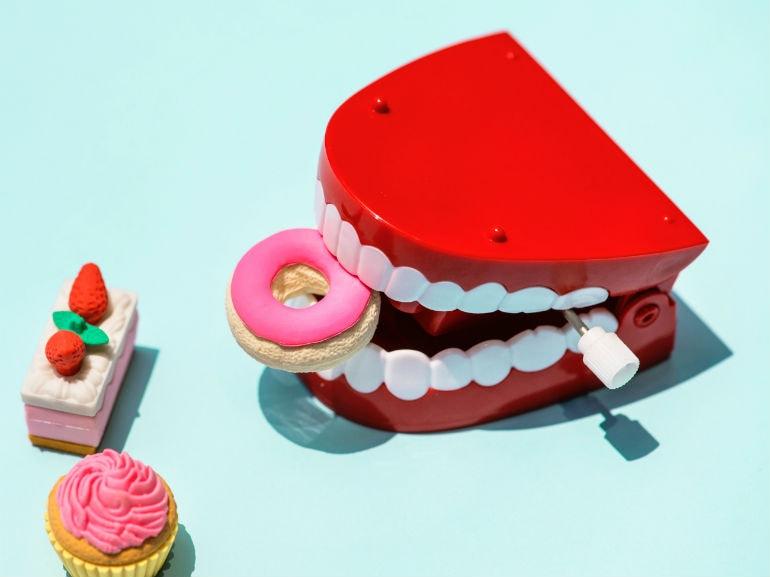 Fame denti ( mobile)