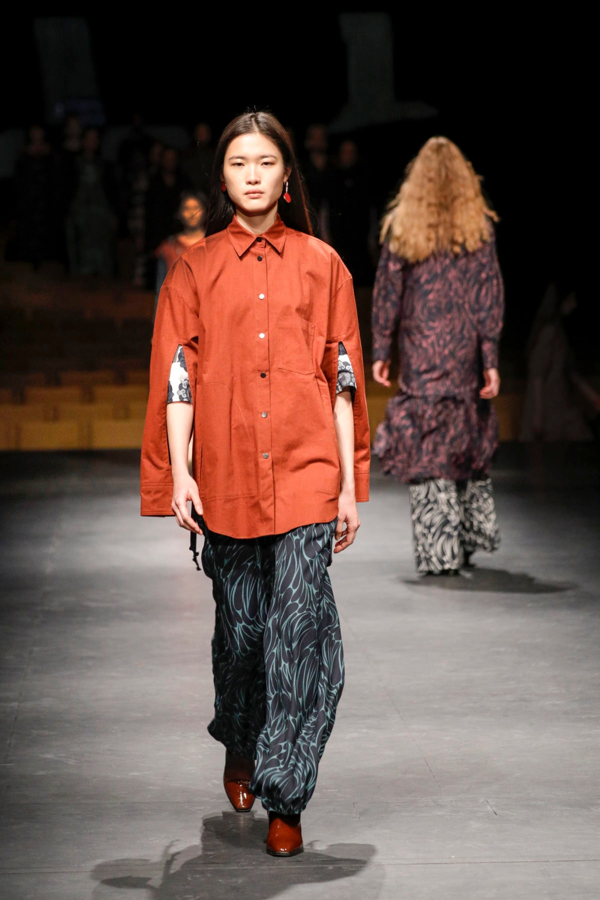 Odeeh Defile – Berlin Fashion Week Autumn/Winter 2019