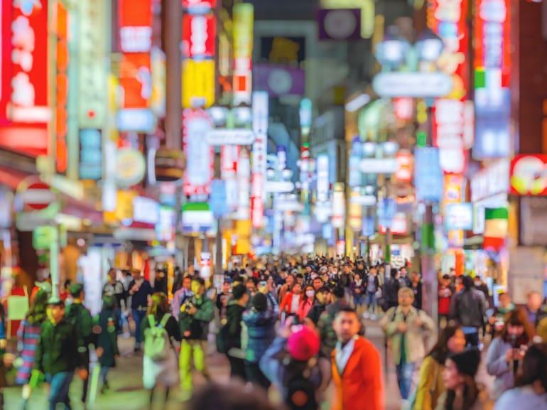 Giappone viaggio di nozze Giappone cosa fare Tokyo nightlife grattacieli tradizione modernita