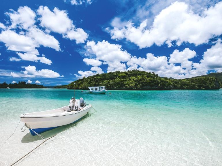 Giappone viaggio di nozze Giappone cosa fare mare Okinawa spiaggia sport surf