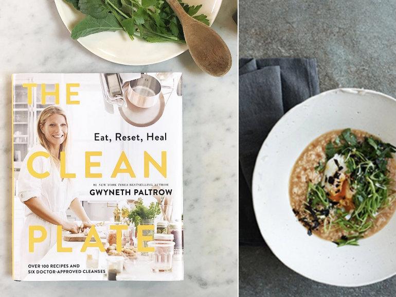 Gwyneth Paltrow libro ricette 1