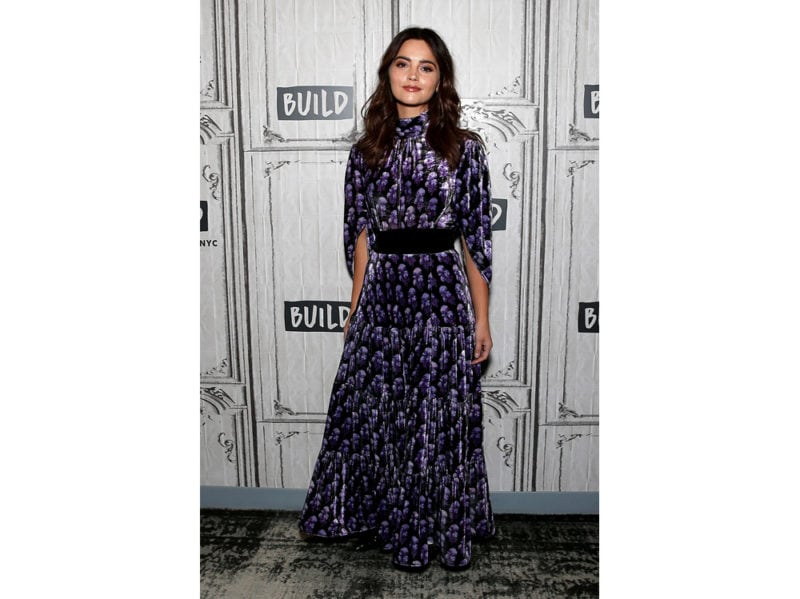 Jenna-Coleman-in-Chloé-getty