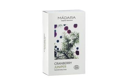 MADARA cranberry juniper soap pack
