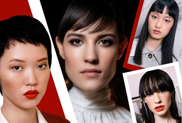 Tendenze capelli con la frangia 2019: le idee da copiare per la primavera estate