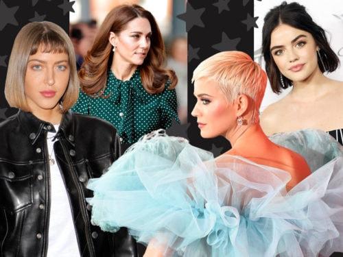 Tagli capelli delle star 2019