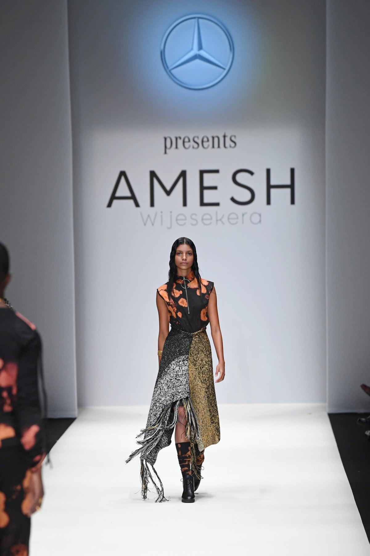 Mercedes-Benz Presents Amesh Wijesekera – Show – Berlin Fashion Week Autumn/Winter 2019