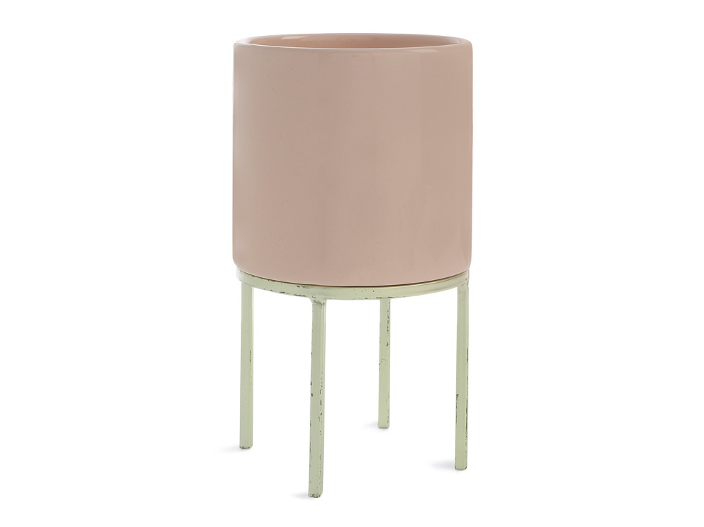 Primark-Homeware_Pink-Ceramic-Pot-Stand-€6,WK-112019