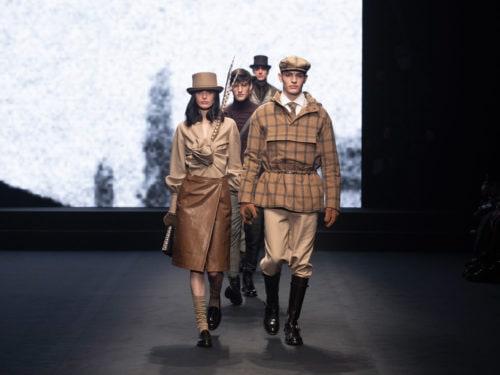Le tendenze moda uomo dalle sfilate di Milano per l'autunno