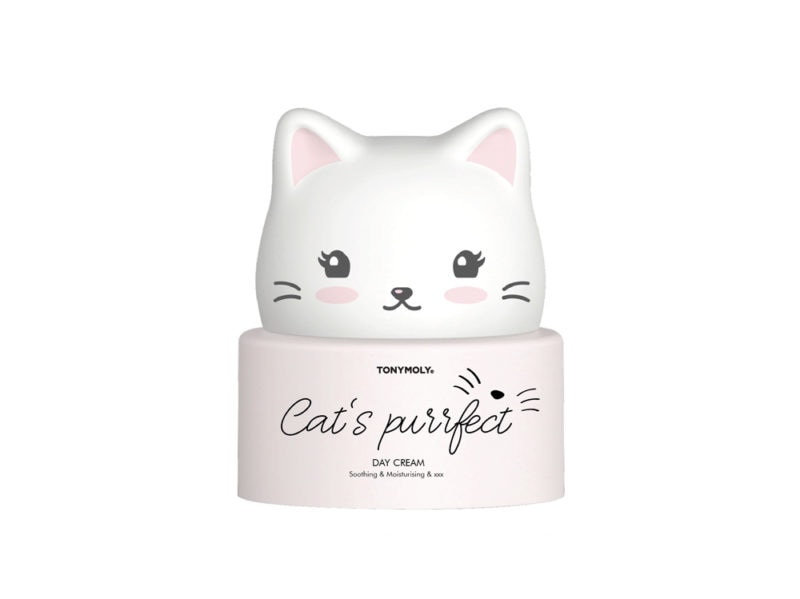 TonyMoly_CAT_S PURRFECT DAY CREAM