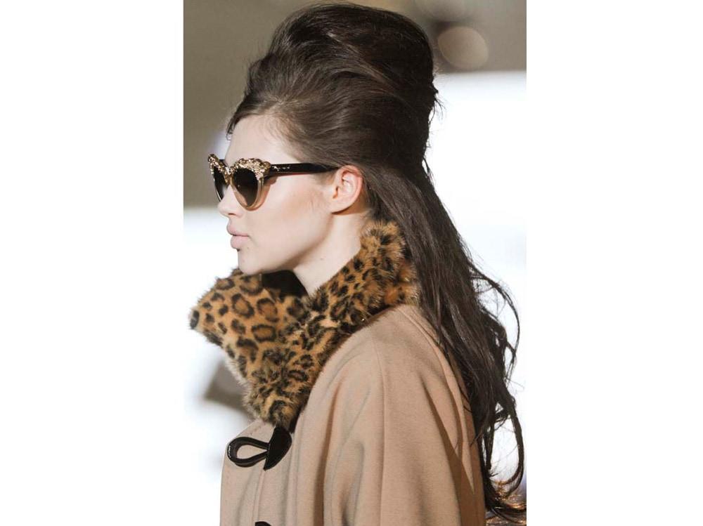 Volume-hair-per-la-modella-di-Dsquared2
