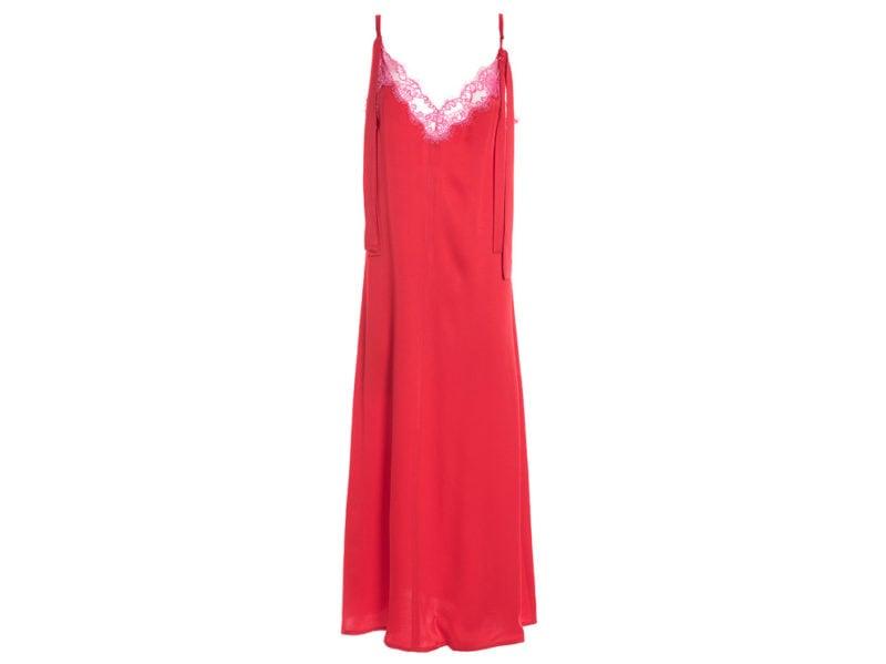 abito-in-raso-rosso-con-pizzo-rosa-19.70-by-Seventy