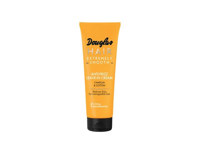 capelli-fini-e-sottili-come-difenderli-da-lana-umidita-ed-elettricità-Douglas Hair_Extremely Smooth_Anti-frizz Leave-in Cream