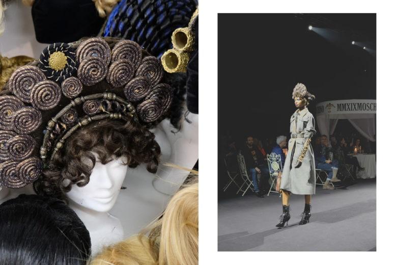 Moschino, Fellini e Roma: la pre-fall Donna 2019 e la sfilata Uomo A/I 2020 nel racconto del backstage