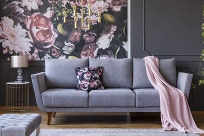 Come arredare la casa con il color grigio perla